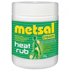 Dau nong Metsal Cream heat rub